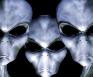 Знакомство с пришельцами