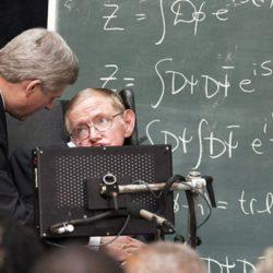 Вселенная Хокинга Наука