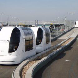 Мегастройки — Самоуправляемые машины будущего