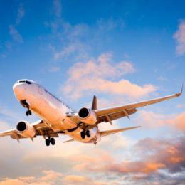 Обнять весь мир — Гражданская авиация