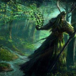История про Лешего — Мистические персонажи древних преданий