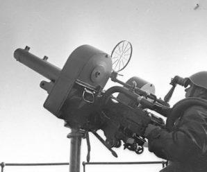 Вторая мировая война развитие оружия часть 1