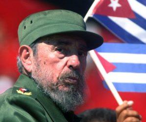 Выдающийся лидер и личность Фидель Кастро