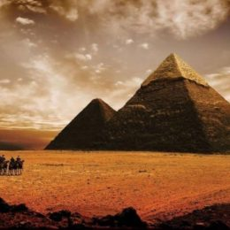 Волшебный Египет — история религии