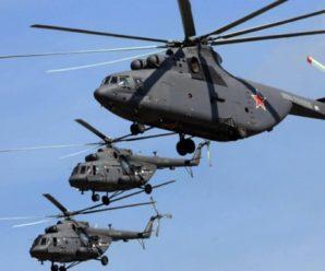 Вертолет Ми-26 — техника гигант