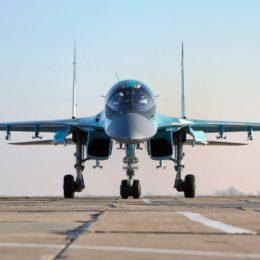 Громовержец СУ-32 и СУ-34