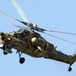 Вертолет МИ-28 — Ночной охотник