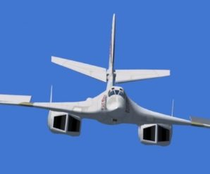 Бомбардировщик ТУ-160 — Воздушный Терминатор
