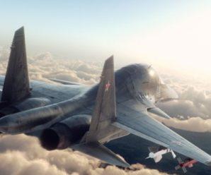Штурмовик СУ-25 и СУ-39 — Летающий танк
