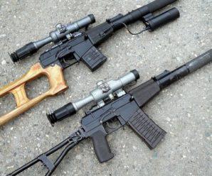 Бесшумное оружие — ВАЛ ВСС ВУЛ
