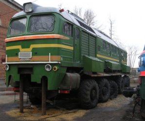 Рекордные и удивительные локомотивы