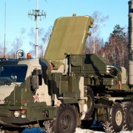 Зенитно-ракетные комплексы С-400 Триумф