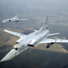 Стратегические бомбардировщики — символ будущих технологий