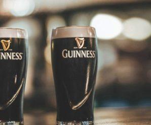 Пиво Guinness — символ Ирландии