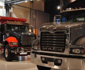 Грузовики Mack Truck — легенда США