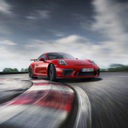 Porsche 911 GT3 — символ мощности и силы