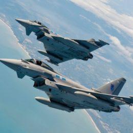 Eurofighter — уникальный и мощный истребитель