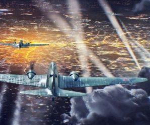 Вторая мировая война — долетали сильнейшие