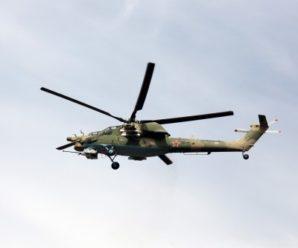 Боевой вертолет Ми-28Н или Ночной охотник