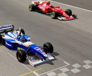 Формула1 — гонки на выживание