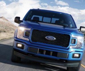 Форд F150 — мощь и сила современного автомобиля