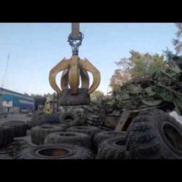 Машины перерабатывающие металл