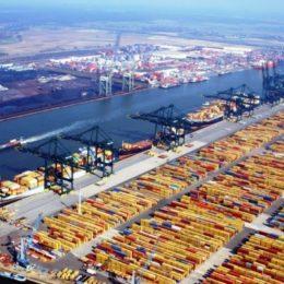 Китайские чудеса — глубоководный порт