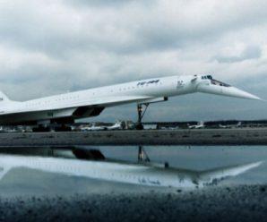Ту-144 — Первый пассажирский сверхзвуковой