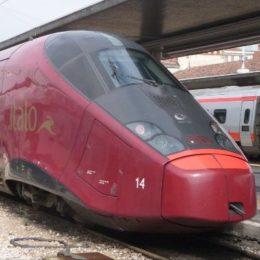 Поезд Alstom