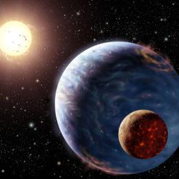 Венера — зловещий близнец Земли
