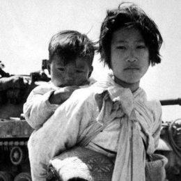 История войны в Корее