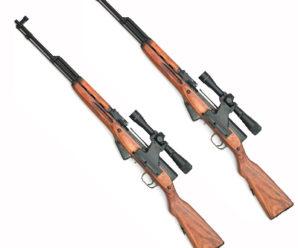 История нарезного оружия