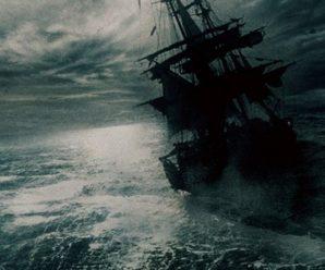Летучий Голландец – страх моряков