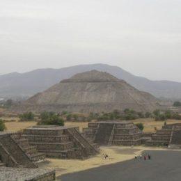 Ацтекские пирамиды смерти