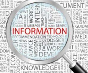 Порядок и Хаос: История информации
