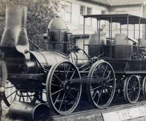 История железных дорог Англии