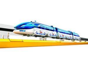 Поезд без колёс – изобретение Илона Маска
