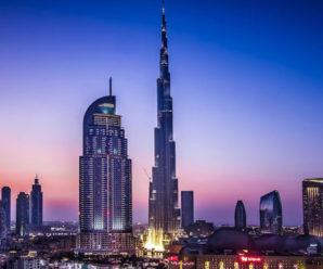 Чудеса инженерии – небоскреб Бурдж Дубай