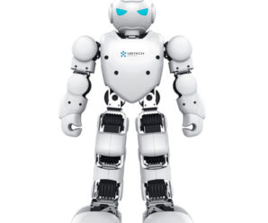 Антропоморфные роботы