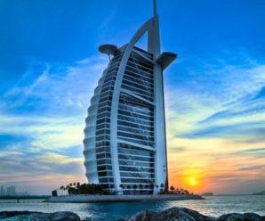 Суперсооружения. Дворец мечты в Дубае