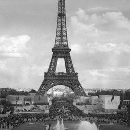 Хроники Эйфелевой башни