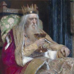Средневековая жизнь: Король