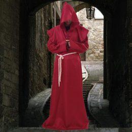 Средневековая жизнь: Монах