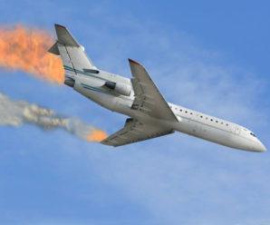 Секунды до катастрофы: Пожар в кабине