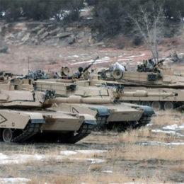 Танк «Абрамс» – мощь армии США