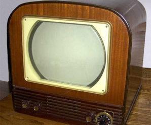 Телевизор – окно в мир