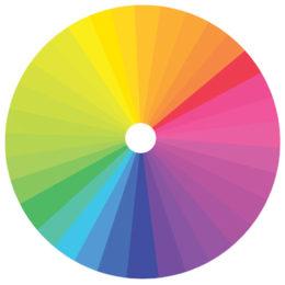 Как мы видим цвет