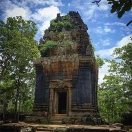 Храмы, затерянные в джунглях