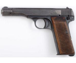 История огнестрельного оружия США: Пистолет Браунинга