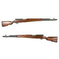 Самозарядная винтовка Токарева СВТ-40